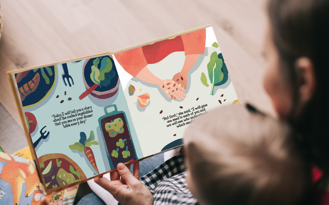 Early Literacy Skill-Building Begins at Birth